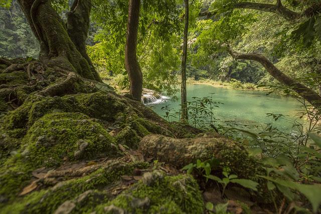 un paraiso en Guatemala