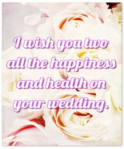 Romantic Wedding Wishes and Heartfelt Cards for a Newly