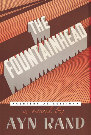 The Fountainhead Book Cover Picture