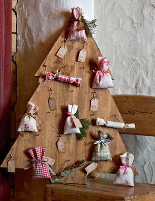 How To Make Country Style Christmas Decorations  Modern World