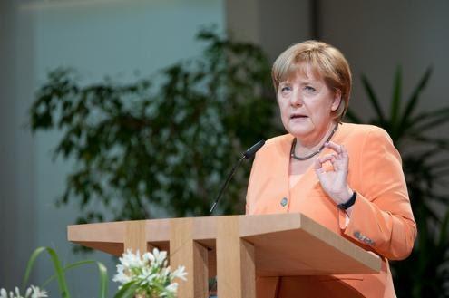 A Alemanha em busca da sua outra Europa