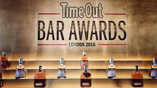 It's official: the best bar in London is...