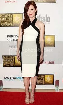 Critics Choice TV Awards 2012 Red Carpet
