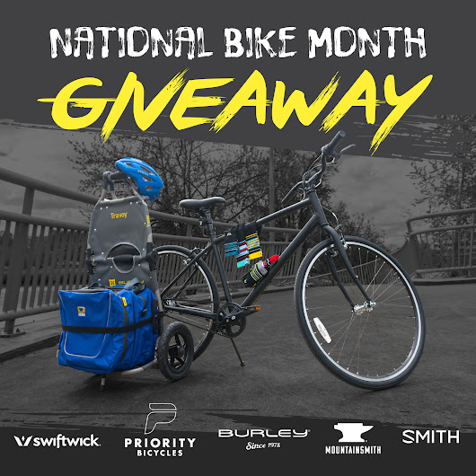 May National Bike Month Giveaway