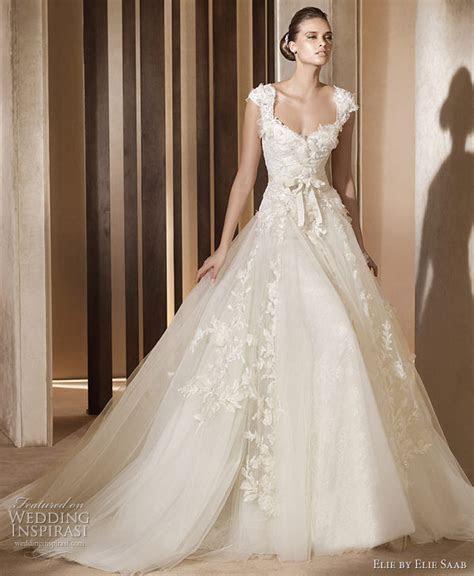 Elie by Elie Saab Wedding Dresses 2011   Wedding Inspirasi