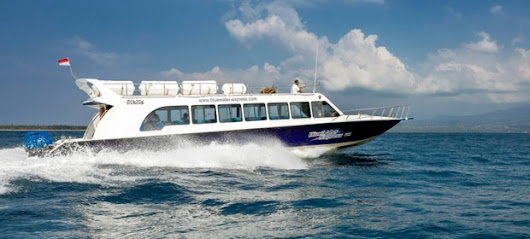 Fast Boat from Bali to Lombok, Bali to Gili Islands, Boat to Nusa Lembongan