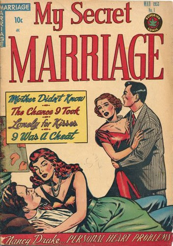 My Secret Marriage 1 (Superior, 1953)