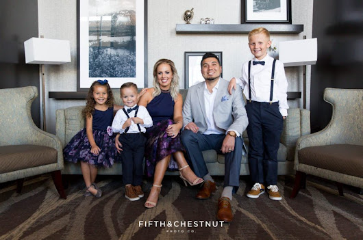 Elegant Reno Family Portraits by Reno Family Photographer