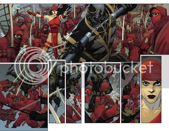 New Avengers 27 ? Echo e Ronin