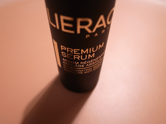 LIERAC Premium Serum & resultime Regenerating Collagen Gel – une prise de luxe
