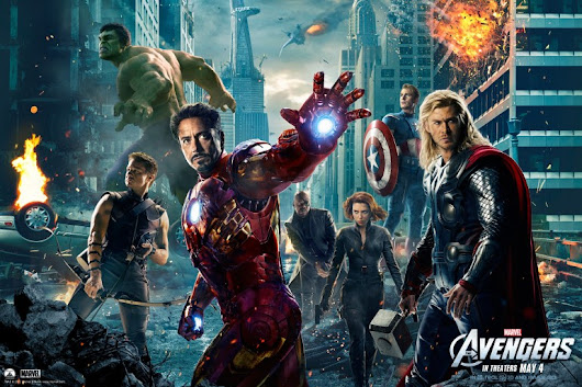 The Avengers wallpapers 1920x1200 (7) - All heroes