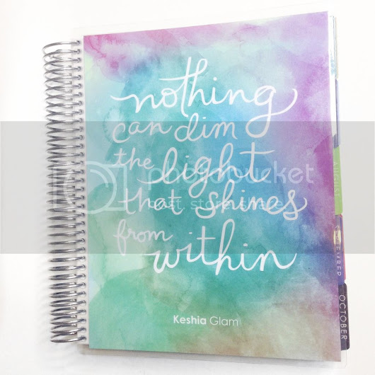 Erin Condren Vertical Life Planner: 6 months later!
