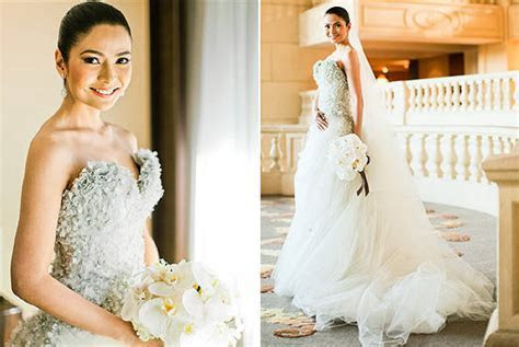 Top 10 Prettiest Celebrity Wedding Gowns