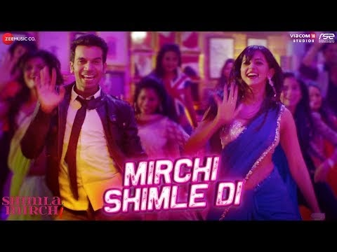 Mirchi Shimle Di - Shimla Mirch | Hema Malini, Rajkummar Rao