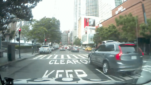 Self-Driving Uber Runs Red Light in San Fransisco | Bad Driver Videos