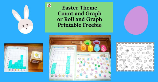Easter Graphing Freebie