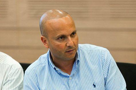 Ashkelon Mayor Itamar Shimoni.