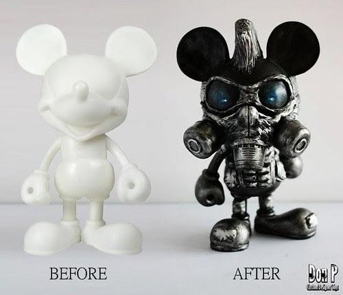 Don P Mickey