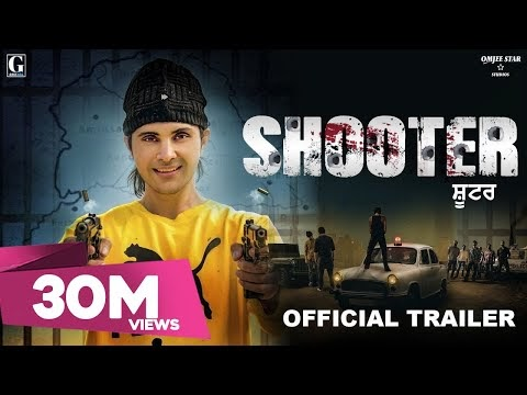 Shooter Punjabi Movie Trailer