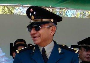 El general Cuauhtémoc Antúnez Pérez. Foto: Óscar Alvarado