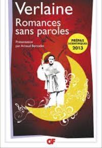 """""""Romances sans paroles"""" di Paul Verlaine"""