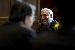 Professor Joseph Stiglitz at Columbia Universi...