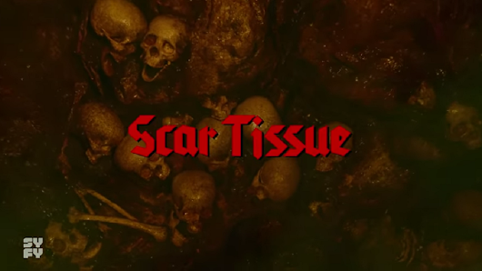 "Blood Drive Episode 10 ""Scar Tissue"" - Bloody Whisper"