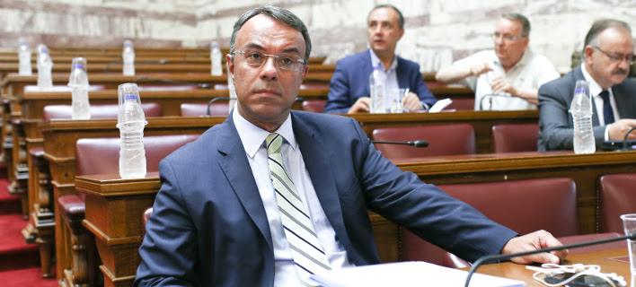 Σταϊκούρας: Η κυβέρνηση ζυγίστηκε με τα προβλήματα της χώρας και βρέθηκε ελλιποβαρής