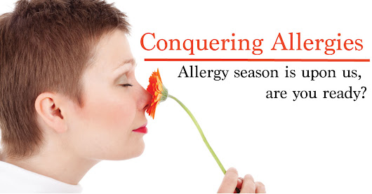 Conquering Allergies | East Valley Naturopathic Doctors | Mesa AZ