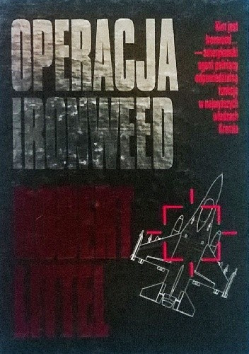 Okładka książki Operacja Ironweed