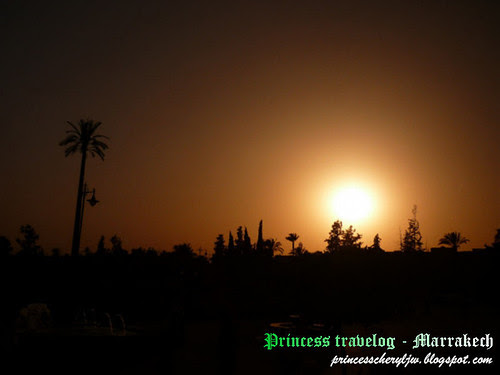 marrakech sunset 4
