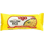 Vigo Yellow Rice - 10 Oz. - Pack of 12