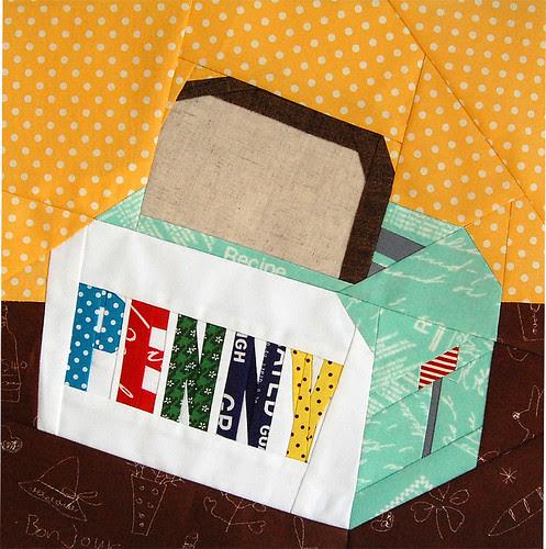 Kitchen Block for Penny ~ Ringo Pie ~