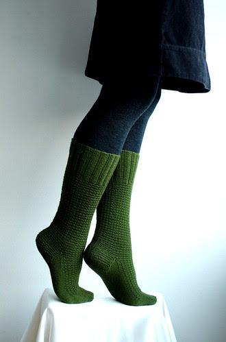 Gentleman's Half Hose