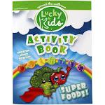 LuckyVitamin Gear LuckyKids Activity Book