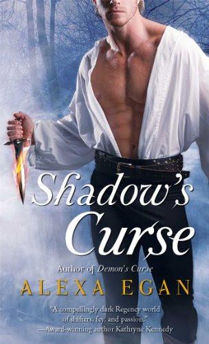 Shadow's Curse by Alexa Egan