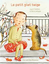 Le petit gilet beige d'Ingrid Chabbert et Marie Lafrance - Voir la présentation