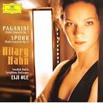 Paganini: Violin Concerto No. 1; Spohr: Violin Concerto No. 8