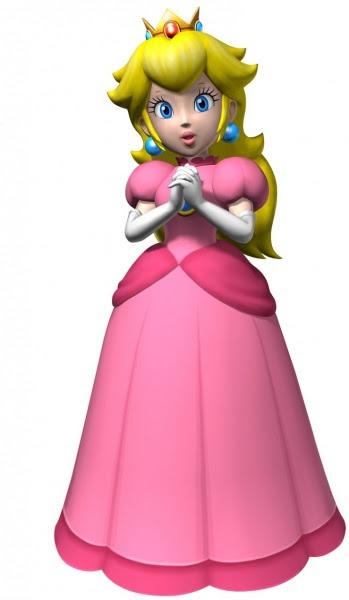mario and princess peach pictures. Princess Peach - New Super