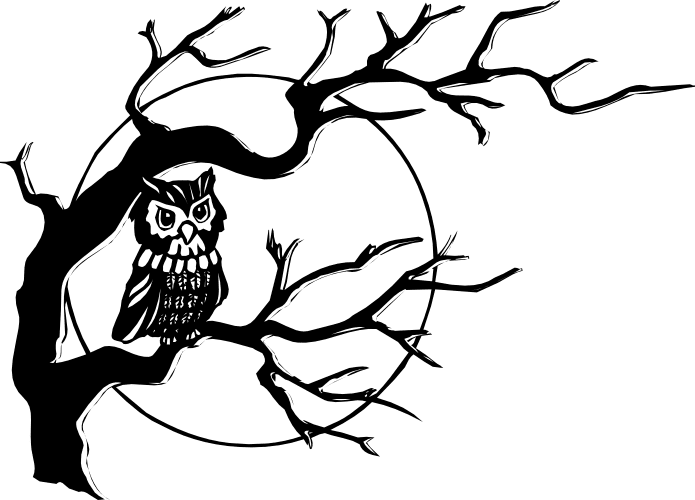 Owl Clipart Animated Images Vector Graphics Of Owls