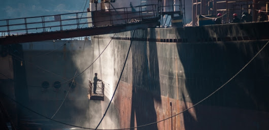 OSHA Wants Input on Shipyard Fall Protection Rules -- Occupational Health & Safety