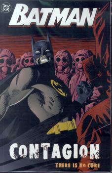 Ajuda do leitor do blog - Batman - A ressureição de Ra's Al Gul e Contágio completos