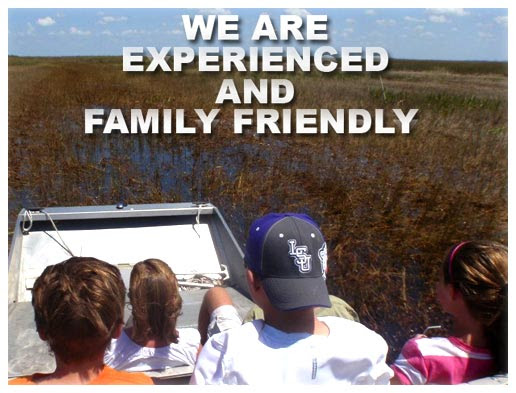 Airboat In Everglades - Miami's Best Private Airboat Tour