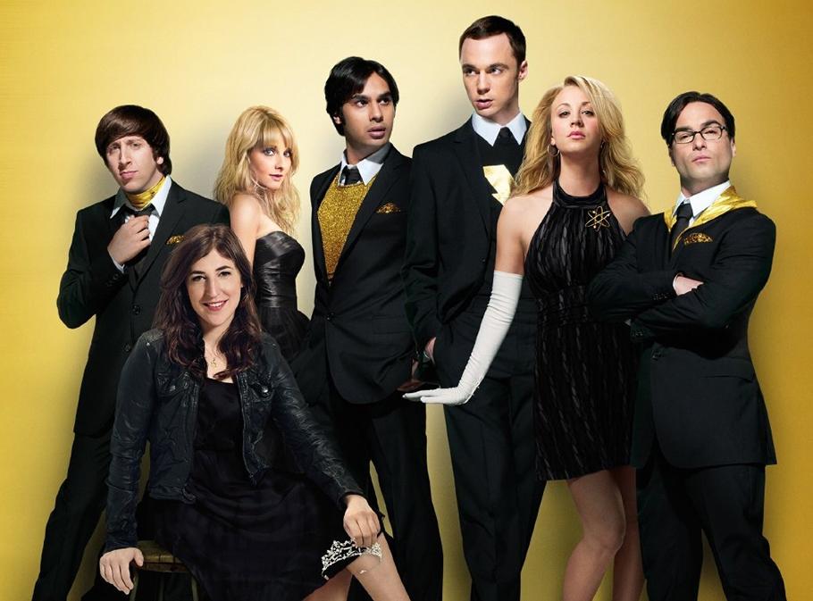 Resultado de imagem para The Big Bang Theory renovada