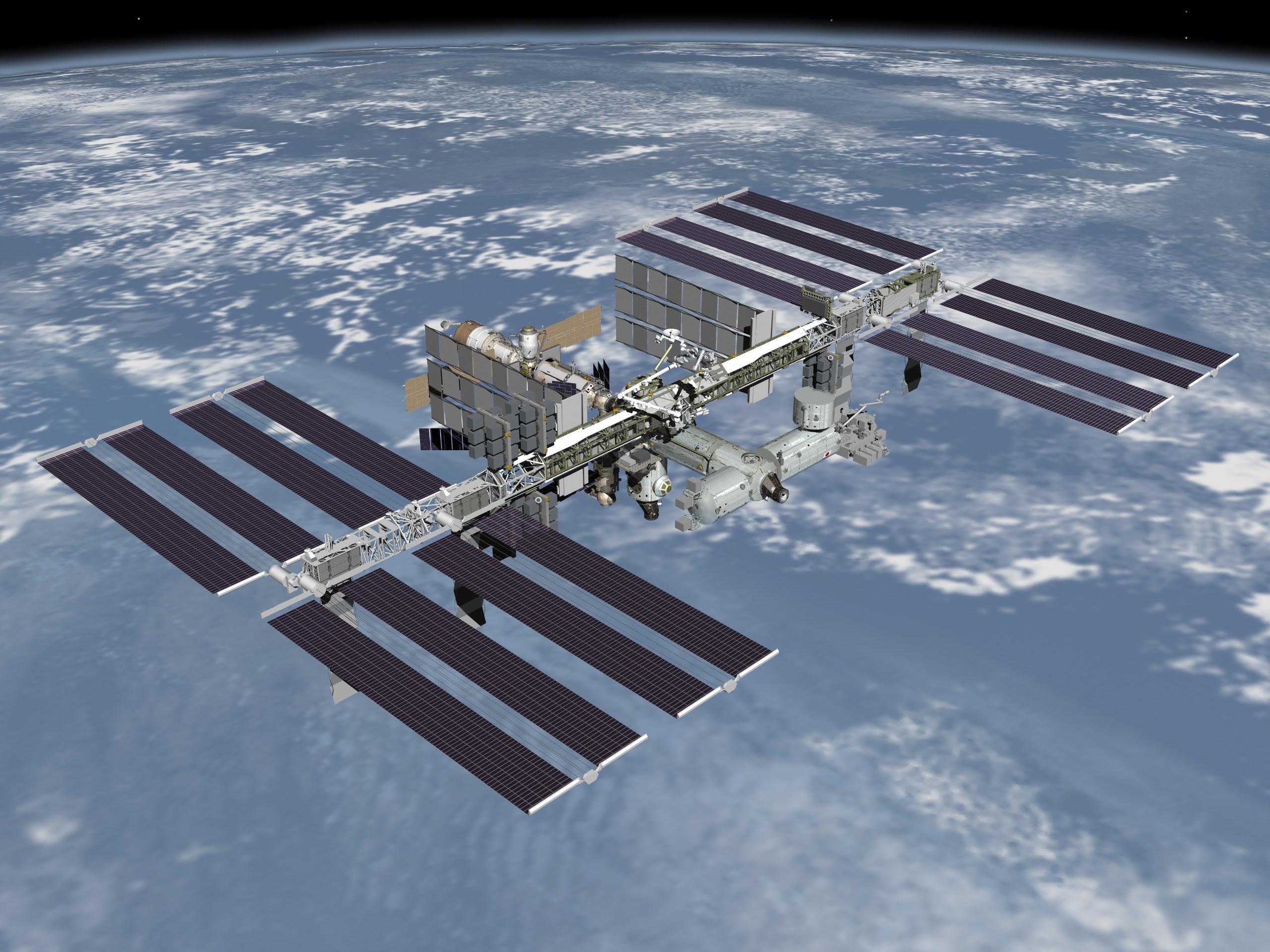 NASA International Space Station