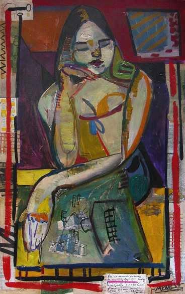 Pensamientos De Un Pintor Reflexiones Merello Artista Espanol