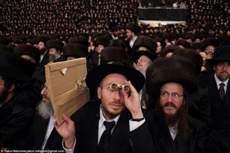 Insight into the rituals performed by orthodox Jews
