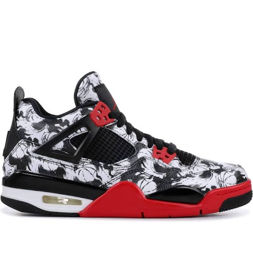 quality design ddfc9 561c4 Air Jordan 4 Retro Singles Day Big Kids' Shoe Size 6Y (Black ...