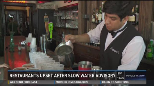 Boil water advisory inconveniences many in New Orleans