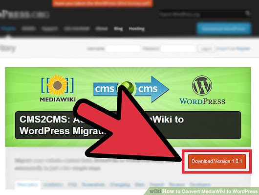 How to Convert MediaWiki to WordPress: 6 Steps (with Pictures)